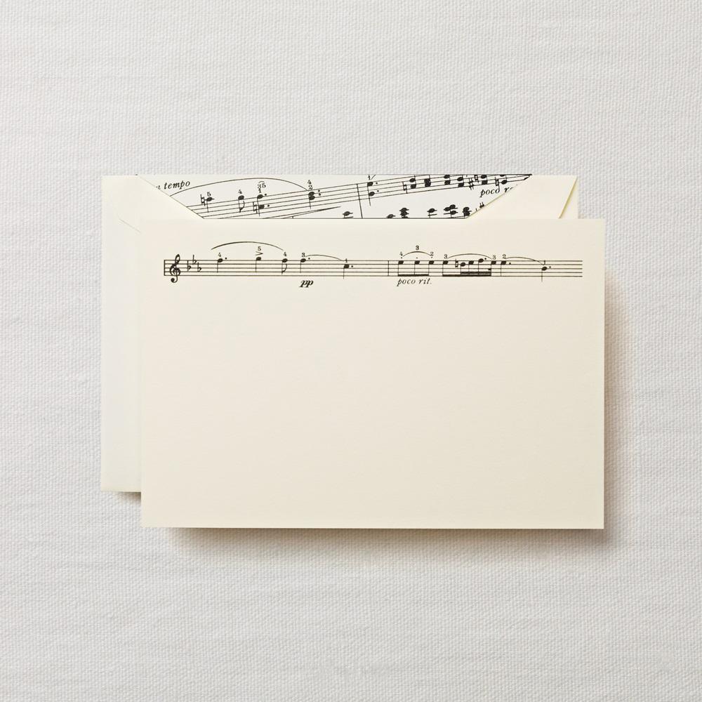 Music Bar Cards